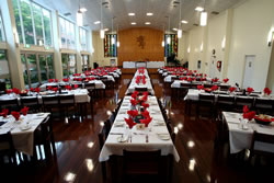 cromwell college dining hall
